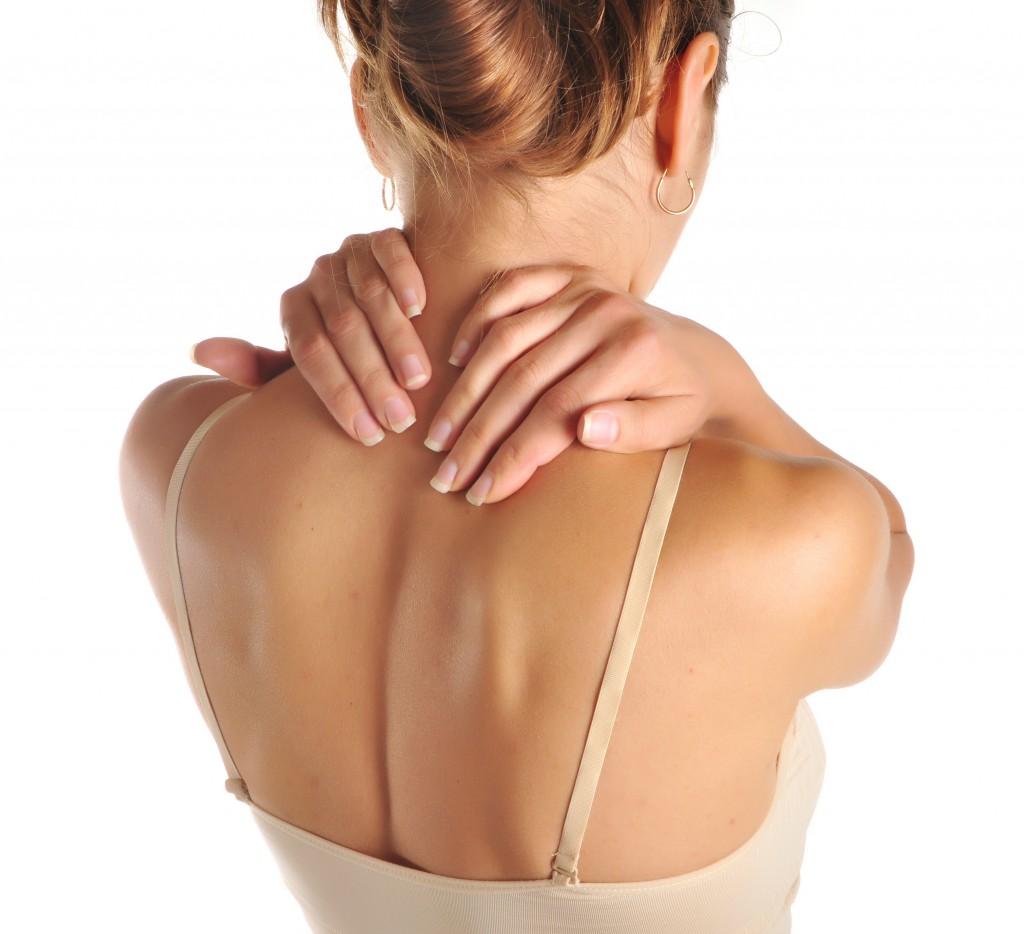Le mal au cou: un mal courant